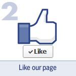 Like our fanpage