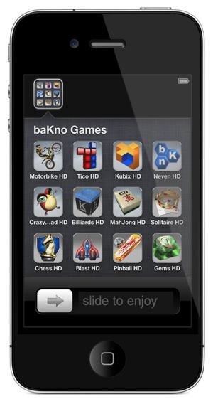 iOS HD Games